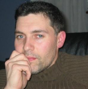 Writer Jeff Sturycz